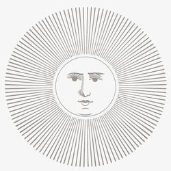 Soli e lune Platino 1B | Wandfliesen | Ceramica Bardelli