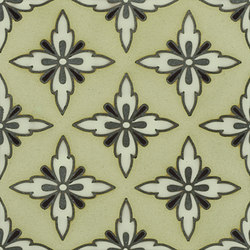 Shippo flower 20x20 | Carrelage céramique | Ann Sacks
