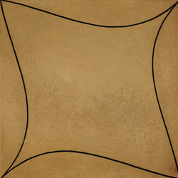 Petal 30x30 | Concrete / cement flooring | Ann Sacks