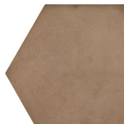 Plain hexagon 30x35 | Concrete / cement flooring | Ann Sacks