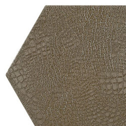 Reptile hexagon 30x35 | Floor tiles | Ann Sacks