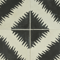 Paccha Zigzag | Floor tiles | Ann Sacks