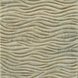 Carved Stone Fa 20x40cm | Natural stone tiles | Ann Sacks
