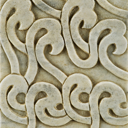 Carved Stone Tang 20x40cm | Baldosas de piedra natural | Ann Sacks
