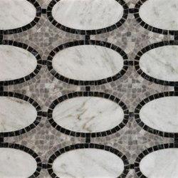 Opera mosaic | Mosaicos de piedra natural | Ann Sacks