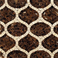 Gershwin mosaic | Natural stone mosaics | Ann Sacks