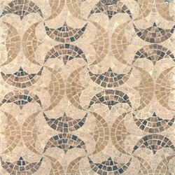 Pelts mosaic | Natural stone mosaics | Ann Sacks