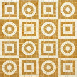 Geometric mosaic | Natural stone mosaics | Ann Sacks