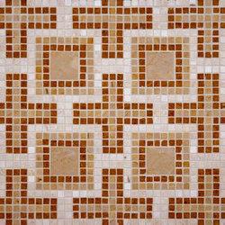 Geneva mosaic | Mosaïques en pierre naturelle | Ann Sacks
