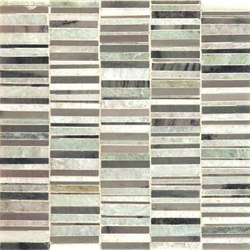 Matchsticks mosaic | Natural stone mosaics | Ann Sacks