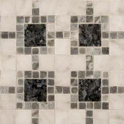 Square Link mosaic | Mosaics | Ann Sacks