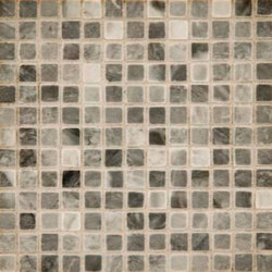 "Tesserae Straight 3/8"" mosaic 
