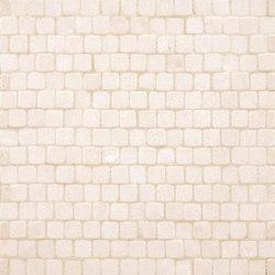 "Tesserae Offset 3/8"" mosaic | Natural stone mosaics | Ann Sacks"