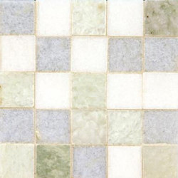 "Tesserae Straight 1 1/8"" mosaic 