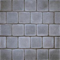 "Tesserae Offset 1 1/8"" mosaic | Natural stone mosaics | Ann Sacks"