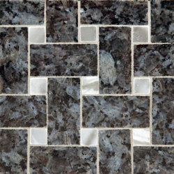 Basketweave 3 mosaic | Natural stone mosaics | Ann Sacks