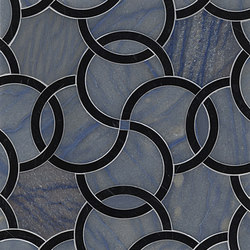 Coco mosaic | Mosaicos de piedra natural | Ann Sacks