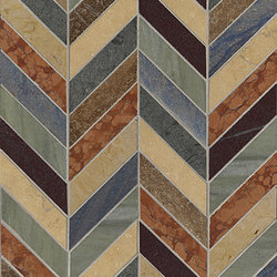 Errol mosaic | Natural stone mosaics | Ann Sacks