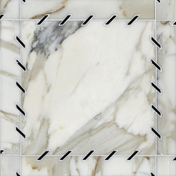 Ingrid mosaic | Natural stone mosaics | Ann Sacks