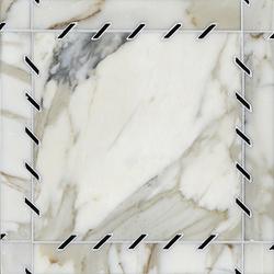 Ingrid mosaic | Mosaici pietra naturale | Ann Sacks