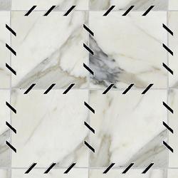 Isabella mosaic | Natural stone mosaics | Ann Sacks