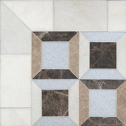 Lauren mosaic | Mosaicos de piedra natural | Ann Sacks