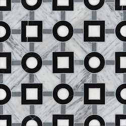 Marlene mosaic | Natural stone mosaics | Ann Sacks