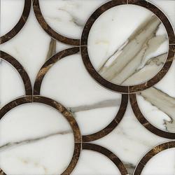 Montgomery 2 mosaic | Natural stone mosaics | Ann Sacks