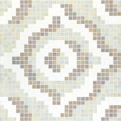 Velvet White mosaic | Glas Mosaike | Bisazza