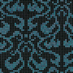 Damasco Opale mosaic | Glass mosaics | Bisazza