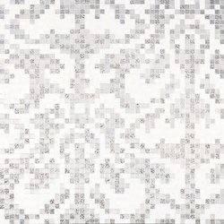 Damasco Oro Bianco mosaic | Mosaici vetro | Bisazza