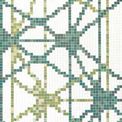 Treillage A mosaic | Mosaïques en verre | Bisazza