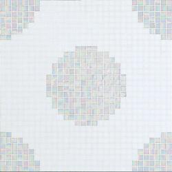 Pois Bianchi mosaic | Glas-Mosaike | Bisazza