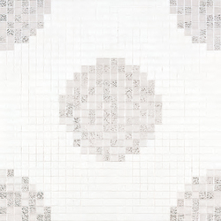 Pois Oro mosaic | Mosaïques | Bisazza