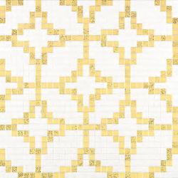 Etoiles Oro Giallo mosaic | Glass mosaics | Bisazza