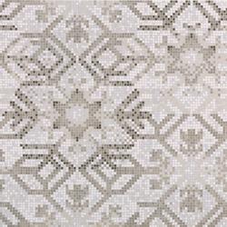 Snowflake Oro mosaic | Mosaïques verre | Bisazza