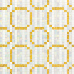 Rings Oro Giallo mosaic | Glass mosaics | Bisazza
