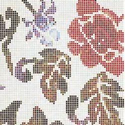 Summer Flowers A mosaic | Glasböden | Bisazza