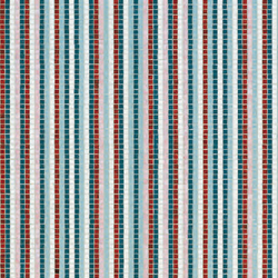 Stripes Winter mosaic | Mosaïques en verre | Bisazza