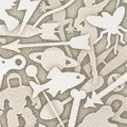 Silhouette B mosaic | Glass mosaics | Bisazza