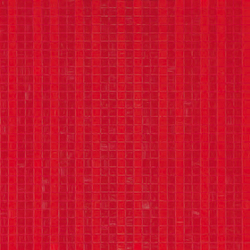Righe Rosso mosaic | Glass mosaics | Bisazza