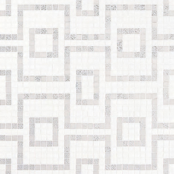 Labirinto Oro mosaic | Mosaici vetro | Bisazza