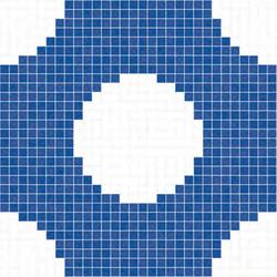 Corfu' mosaic | Glass mosaics | Bisazza