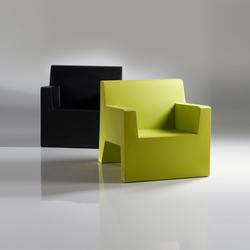 Jut armchair | Garden armchairs | Vondom