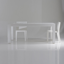 Jut table 180 | Dining tables | Vondom