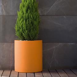 Fang Medio cilindro | Macetas plantas / Jardineras | Vondom