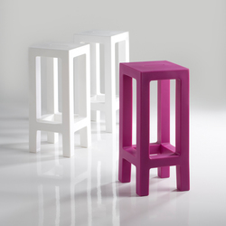 Jut stool | Garden stools | Vondom