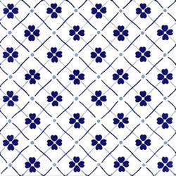Primule Blu 20x20 | Wall tiles | Giovanni De Maio