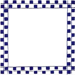 Greca Melinda Blu 20x20 | Wall tiles | Giovanni De Maio