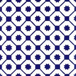 Raimonda Blu 20x20 | Wall tiles | Giovanni De Maio